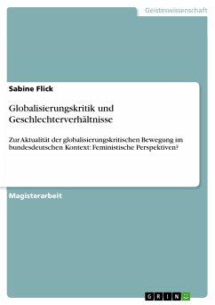 Globalisierungskritik und Geschlechterverhältnisse (eBook, PDF)