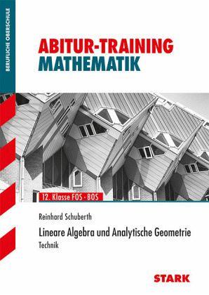 lineare algebra analytische geometrie von reinhard schuberth schulb cher portofrei bei b. Black Bedroom Furniture Sets. Home Design Ideas