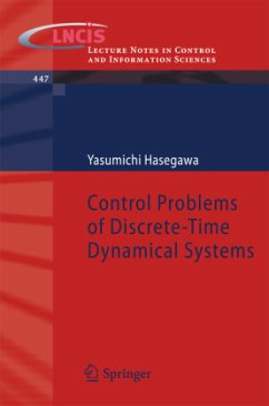 Control Problems of Discrete-Time Dynamical Systems - Hasegawa, Yasumichi