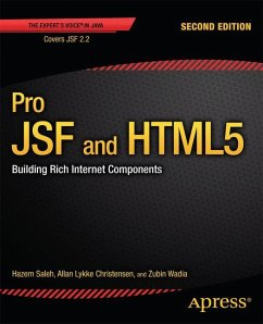 Pro JSF and HTML5 - Wadia, Zubin; Saleh, Hazem; Christensen, Allan