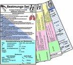 Beatmungs-Karten-Set - für Einsteiger, Medizinische Taschen-Karte