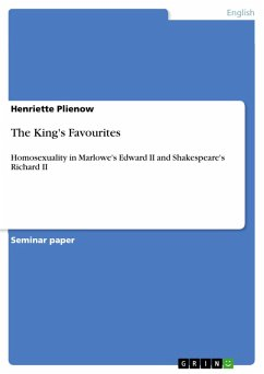 The King's Favourites (eBook, PDF)