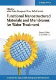 Functional Nanostructured Materials and Membranes for Water Treatment (eBook, PDF)