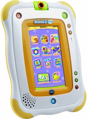 MobiGo 2 Touch Learning System features a touch screen and slide-out QWERTY keyboard. MobiGo 2 is learning fun on the go!
