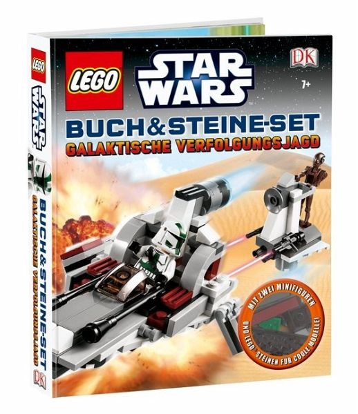 lego star wars buch steine set portofrei bei b. Black Bedroom Furniture Sets. Home Design Ideas