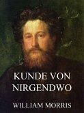 Kunde von Nirgendwo (eBook, ePUB)