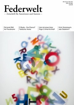 Federwelt 99, 02-2013 (eBook, PDF) - Uschtrin, Sandra