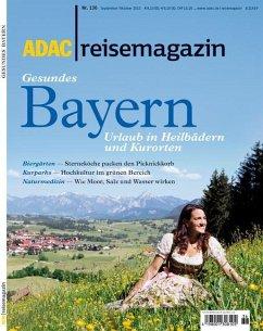 ADAC Reisemagazin Gesundes Bayern