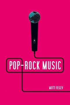 Pop-Rock Music - Regev, Motti