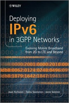 Deploying IPv6 in 3GPP Networks - Korhonen, Jouni; Savolainen, Teemu; Soininen, Jonne