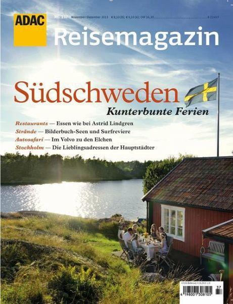 adac reisemagazin s dschweden buch b. Black Bedroom Furniture Sets. Home Design Ideas