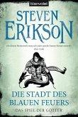 Die Stadt des blauen Feuers / Das Spiel der Götter Bd.14 (eBook, ePUB)