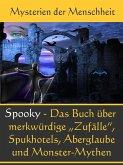 Echt Spooky - Das Buch der Merkwürdigen Zufälle (eBook, ePUB)