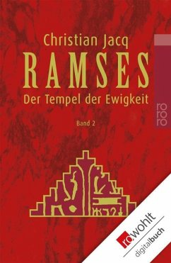Ramses. Band 2: Der Tempel der Ewigkeit (eBook, ePUB) - Jacq, Christian