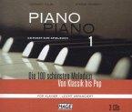 Piano Piano, leicht arrangiert. Tl.1, 3 Audio-CDs