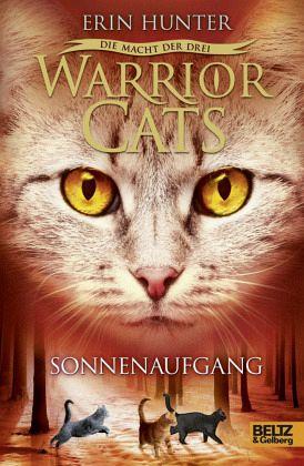 Buch-Reihe Warrior Cats Staffel 3 von Erin Hunter