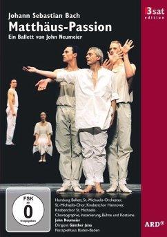 Bach, Johann Sebastian - Matthäus-Passion (2 Di...