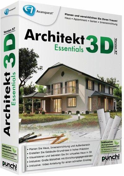 Nice Architekt 3D X7 Essentials (PC)