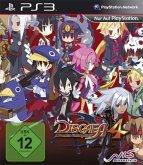 Disgaea 4 - A Promise Unforgotten (PlayStation 3)