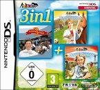 3 in 1: Meine Tierarztpraxis 3 / Riding Star3 / Meine Tierarztpraxis: Australien (Nintendo DS)