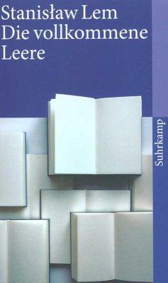Die vollkommene Leere (eBook, ePUB) - Lem, Stanislaw