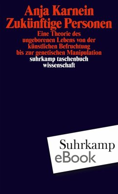 Zukünftige Personen (eBook, ePUB) - Karnein, Anja