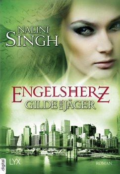Engelsdunkel / Gilde der Jäger Bd.5 (eBook, ePUB) - Singh, Nalini