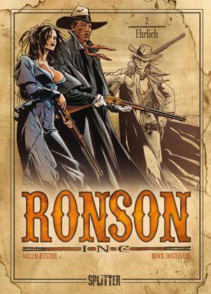 Buch-Reihe Ronson Inc.