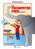 Die Trompeterfibel, m. Klavierbegleitheft + Audio-CD