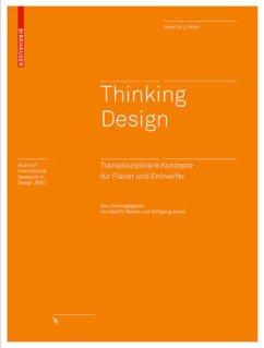 Thinking Design - Rittel, Horst W. J.