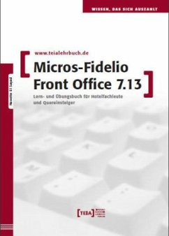 MICROS-Fidelio Front Office 7.13 Buch
