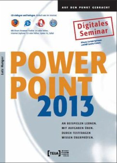 PowerPoint 2013 Basis, CD-ROM
