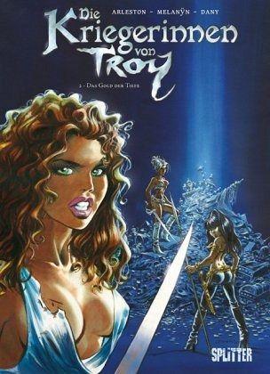 Buch-Reihe Die Kriegerinnen von Troy