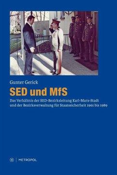 SED und MfS - Gerick, Gunter