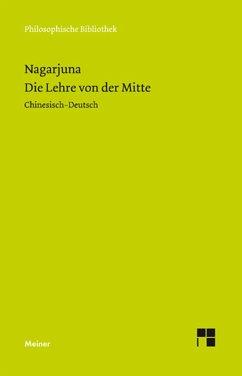Die Lehre von der Mitte (eBook, PDF)