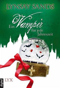 Ein Vampir für jede Jahreszeit / Argeneau Anthologie (eBook, ePUB) - Sands, Lynsay