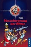 Verschwörung der Ritter / 4 durch die Zeit Bd.5 (eBook, ePUB)