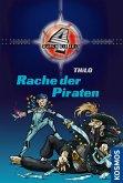 Rache der Piraten / 4 durch die Zeit Bd.2 (eBook, ePUB)