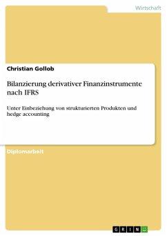 Bilanzierung derivativer Finanzinstrumente nach IFRS (eBook, PDF)