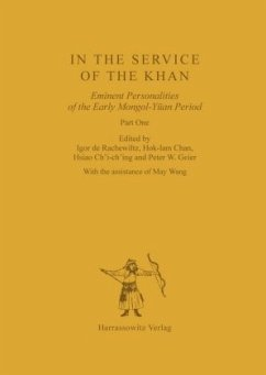 In the Service of the Khan