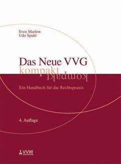 Das Neue VVG kompakt (eBook, PDF) - Marlow, Sven; Spuhl, Udo