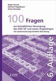 100 Fragen zur betrieblichen Versorgung des GGF/GF und seiner Angehörigen (eBook, PDF)
