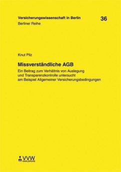 Missverständliche AGB (eBook, PDF) - Pilz, Knut
