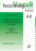 Karlsruher Forum 2010: Haftung und Versicherung im IT-Bereich (eBook, PDF)