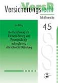 Die Versicherung und Rückversicherung von Pharmarisiken in nationaler und internationaler Beziehung (eBook, PDF)