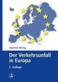 Der Verkehrsunfall in Europa (eBook, PDF)