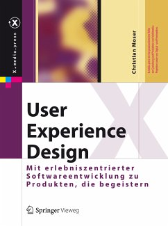 User Experience Design (eBook, PDF) - Moser, Christian