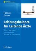 Leistungsbalance für Leitende Ärzte (eBook, PDF)
