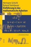 Einführung in das mathematische Arbeiten (eBook, PDF)