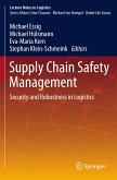 Supply Chain Safety Management (eBook, PDF)